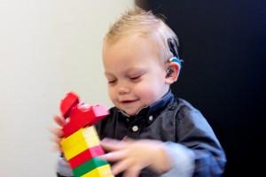 gehoortest kind doof slechthorend